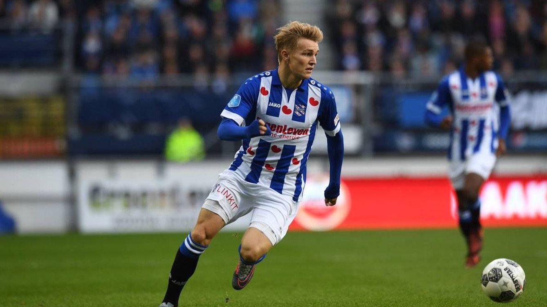 ¿Se acuerdan de Odegaard? Se está ganando en Holanda volver al Real Madrid