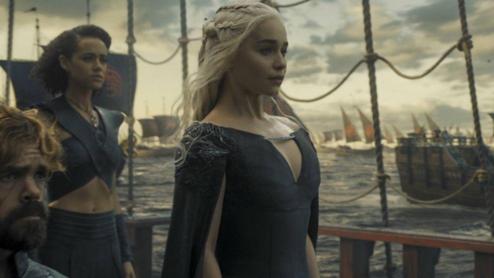 La temporada 7 de 'Juego de tronos' al descubierto tras una filtración masiva