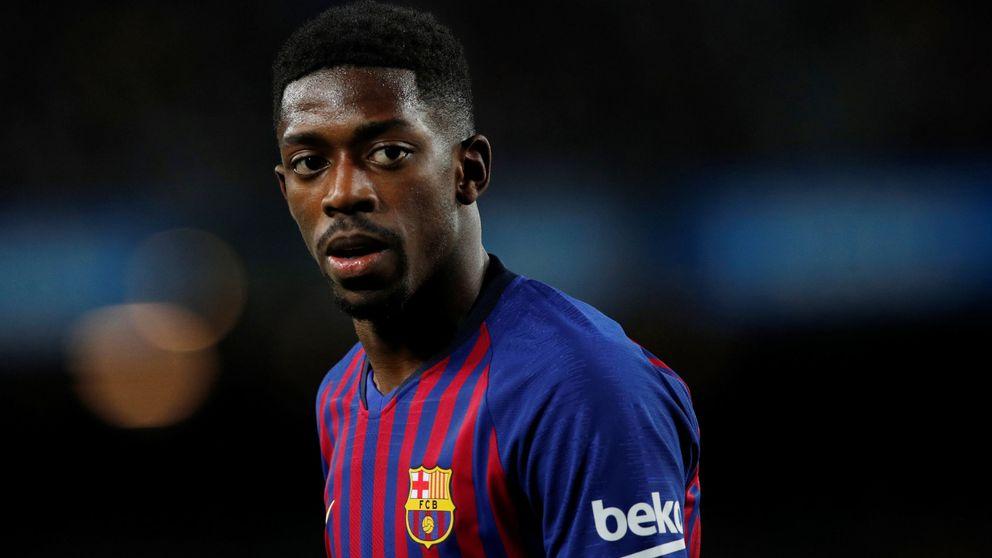 La enigmática decisión del Barcelona que afecta a Dembélé