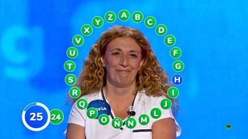 Sofía gana el bote de 'Pasapalabra': vence a Marco Antonio y se lleva 466.000 euros
