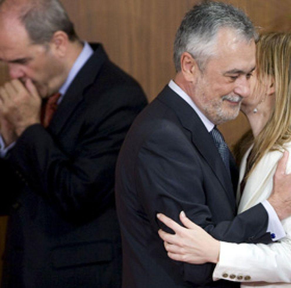 "Foto: Pepe Griñán, ""un tal"" que llegó a presidente de la Junta"