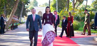 Post de Abdalá y Rania, el motivo por el que guardan silencio sobre la fuga de Haya de Jordania