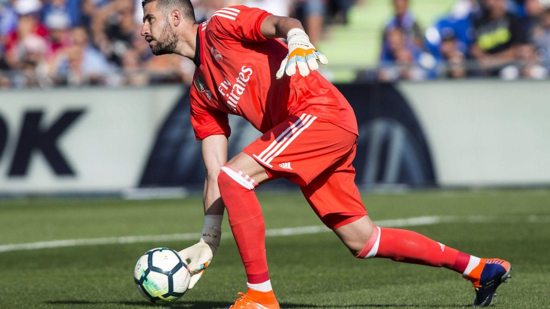 Kiko Casilla abandonará el Real Madrid en breve. (EFE)