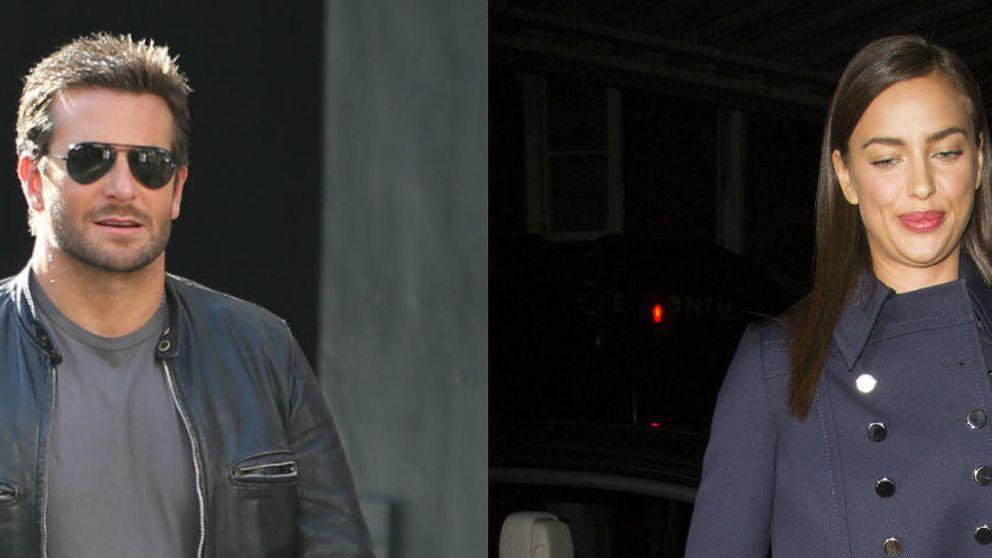 Irina Shayk y Bradley Cooper derrochan pasión en Londres