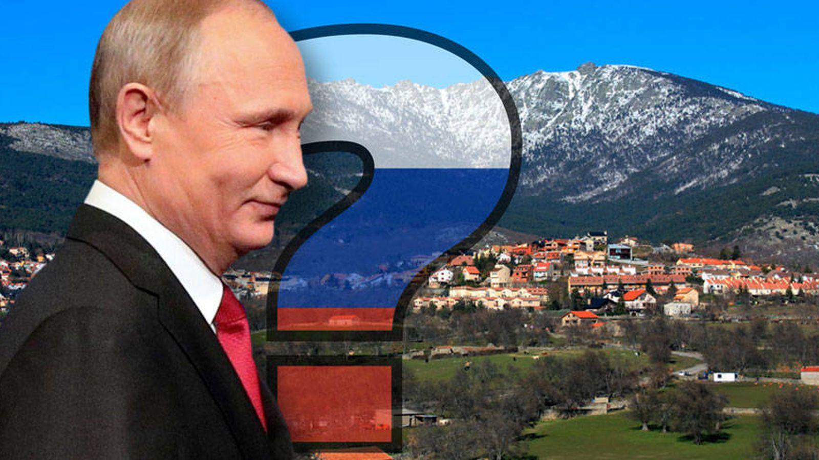 Foto: Vladimir Putin en un fotomontaje elaborado por Vanitatis.