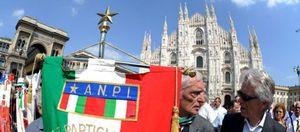 Foto: Memoria histórica a la Berlusconi: el Gobierno pretende equiparar a partisanos y fascistas
