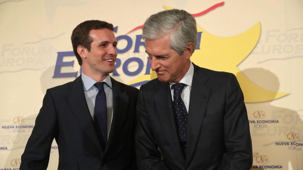 Adolfo Suárez Illana, 'número dos' de Casado en las elecciones del 28-A
