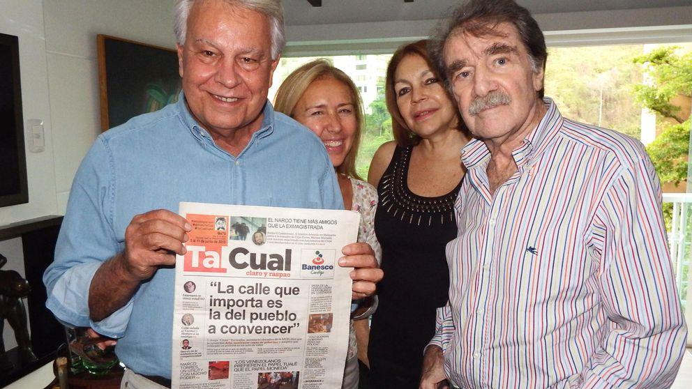 Maduro: Felipe González ha quedado muy mal, su partida del país fue una huida