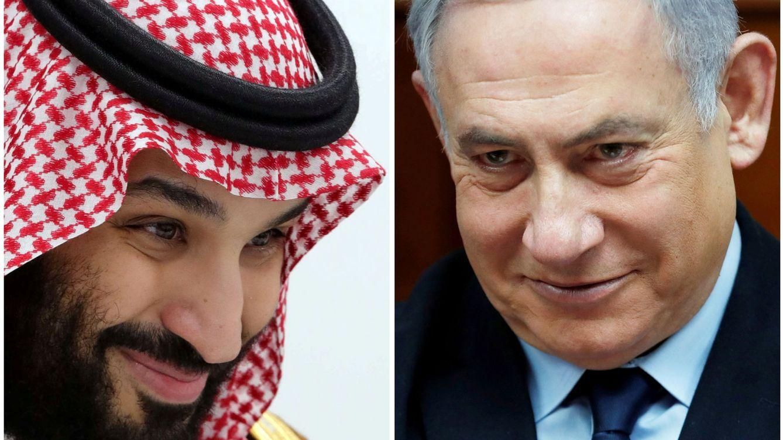 El extraño juego de Arabia Saudí: cierra filas con Israel contra Irán, pero no lo reconoce