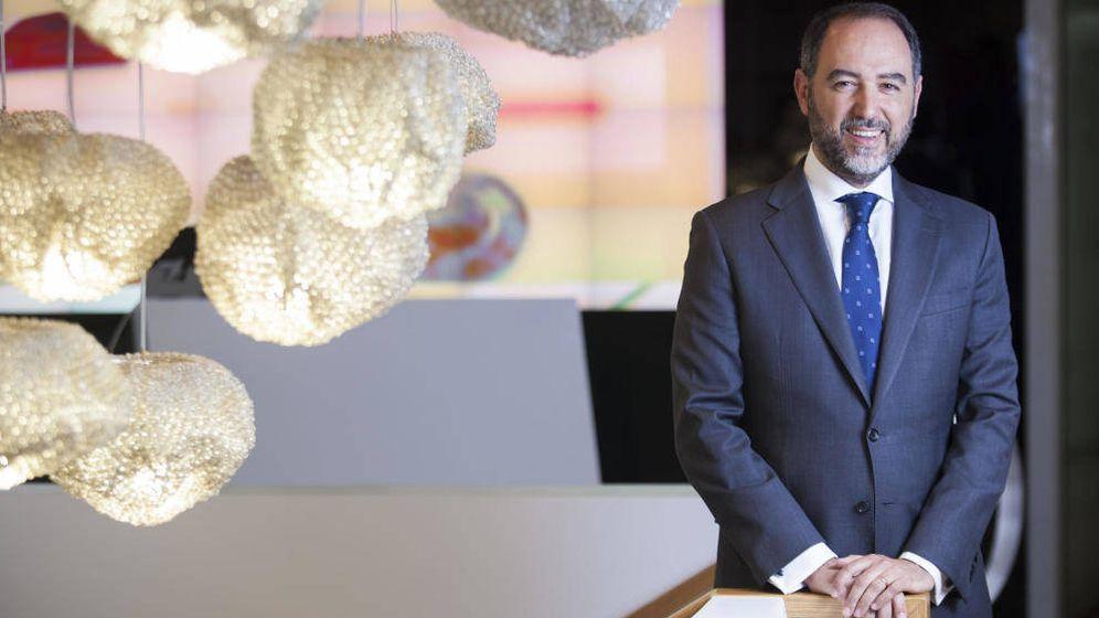 Foto: Enrique Losantos, CEO de JLL España.