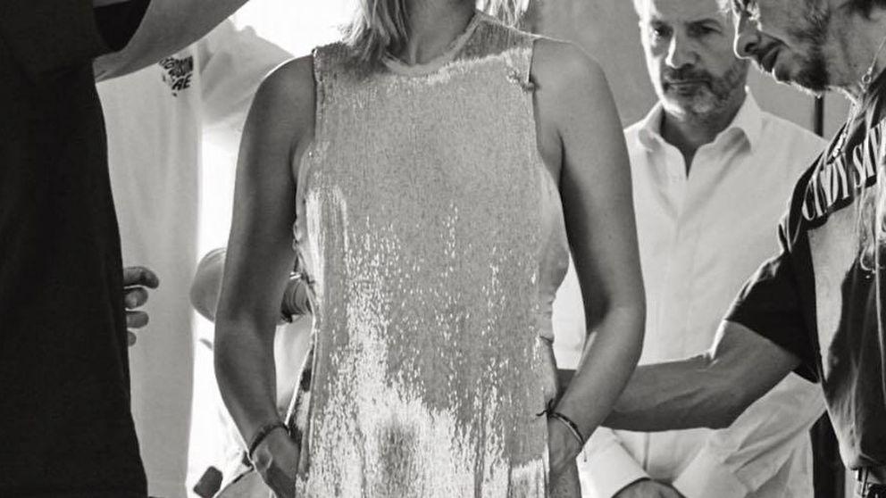 Sí, Marta Ortega también fue a la boda de Carlota Casiraghi (y vestida de Valentino)