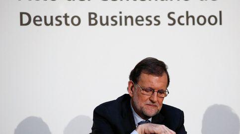 Aznar y el inexpresivo silencio de Rajoy