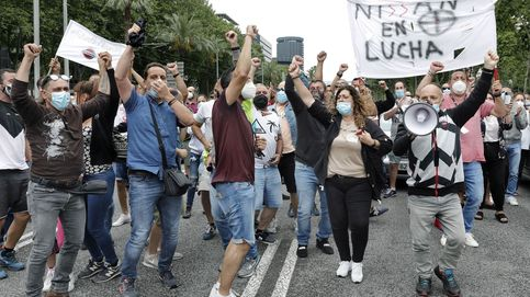 Centenares de trabajadores de Nissan vuelven a manifestarse contra el cierre