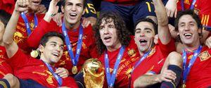 Foto: Los internacionales del Barça insisten en tributar en Sudáfrica