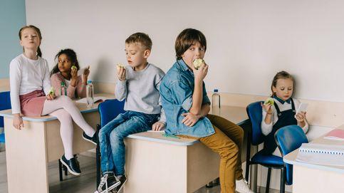 El plan de los colegios para hacer que los niños coman mejor