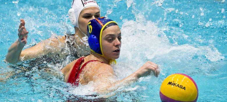 Foto: Jennifer Pareja durante el Europeo de 2012 (Cordon Press).