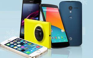 Adiós a la crisis, se dispara la venta de 'smartphones' en España