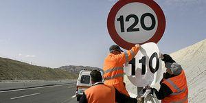 Foto: El fin de los 110 km/h 'indigna' a oposición, conductores e incluso miembros del Gobierno