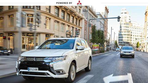 Mitsubishi Outlander PHEV: el SUV híbrido que se carga en un enchufe convencional