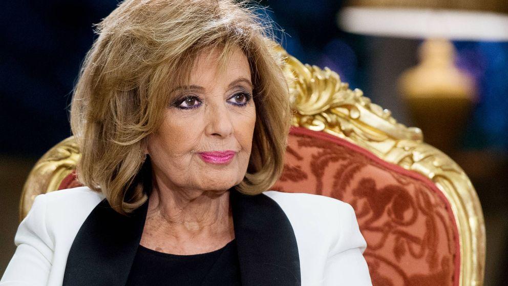 María Teresa Campos cancela su deuda de casi un millón de euros con los bancos