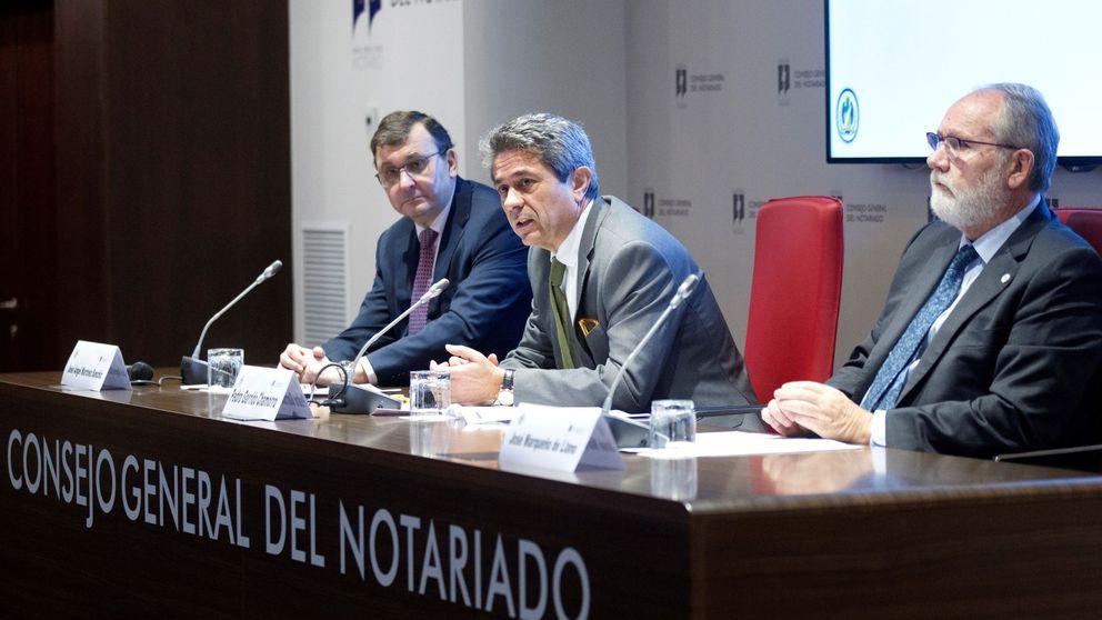 El GAFI ensalza el sistema notarial contra el blanqueo de capitales en España