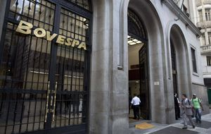 La bolsa de brasil gana un 3,6% entre buenos datos económicos
