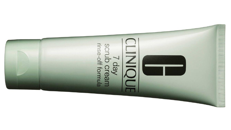 Foto: La crema exfoliante de Clinique elimina la descamación y refina la piel.