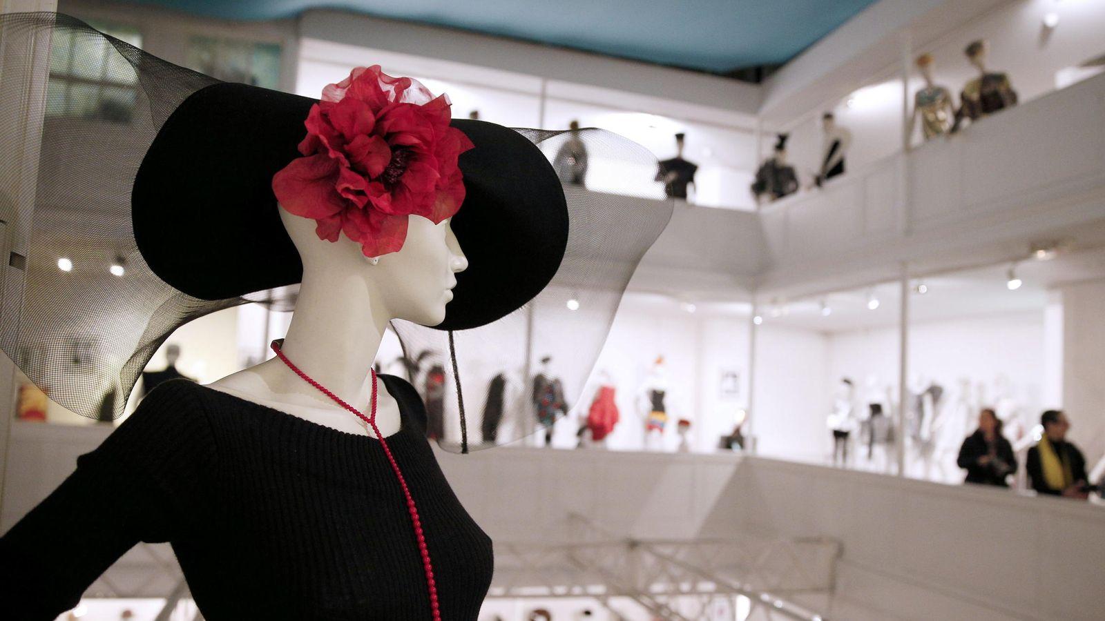 Foto: Un maniquí de una tienda de moda. (EFE)