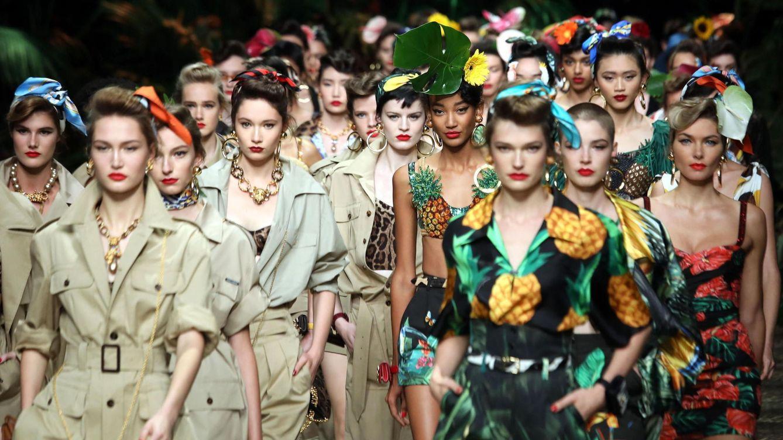 La nueva colección de Dolce & Gabbana se presenta como si fuera una obra del Prado