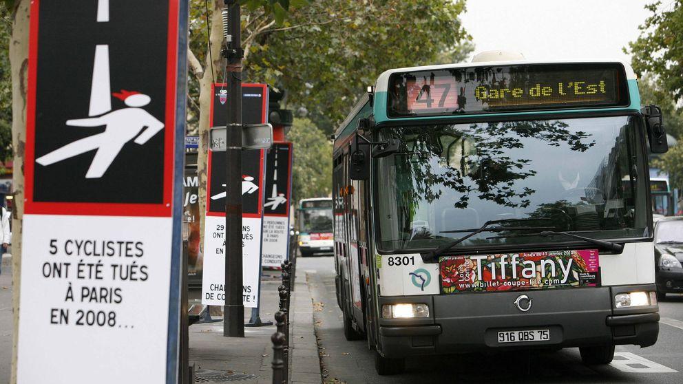Francia, dividida por la bofetada de un conductor de autobús a un adolescente