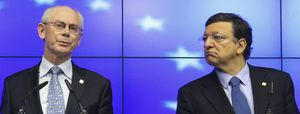 Van Rompuy propone renunciar a los eurobonos y crear un fondo para pagar el desempleo