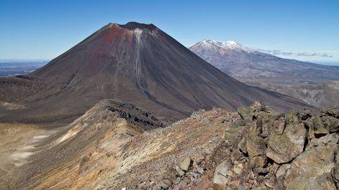 El volcán de 'El Señor de los Anillos', peligroso: mejor no acercarse al Ruapehu