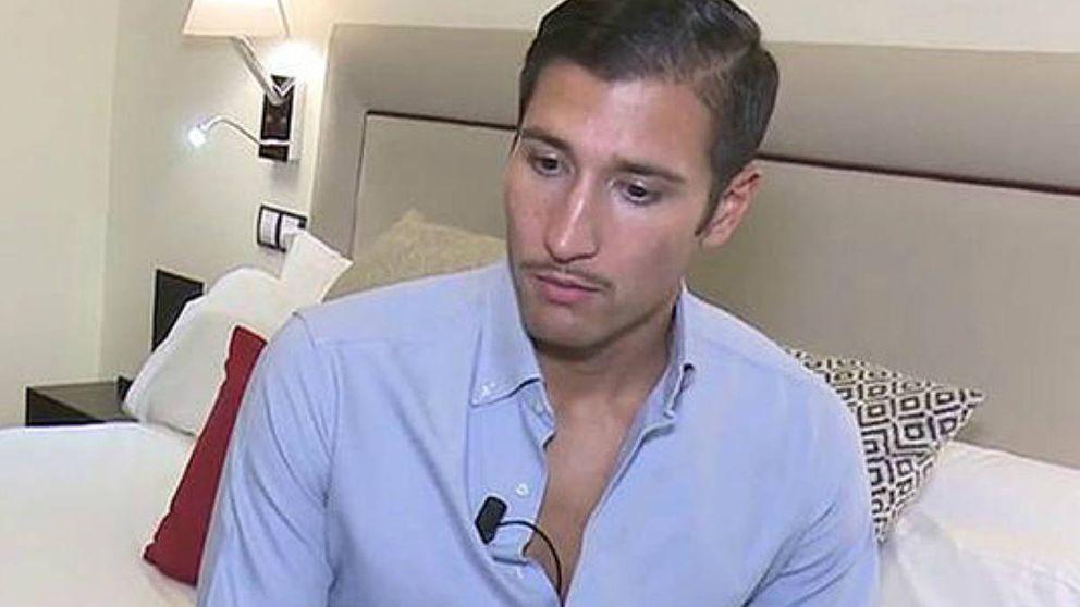 'GH VIP 7': Gianmarco cae en la trampa de 'Sálvame' y cuenta su pacto con Adara