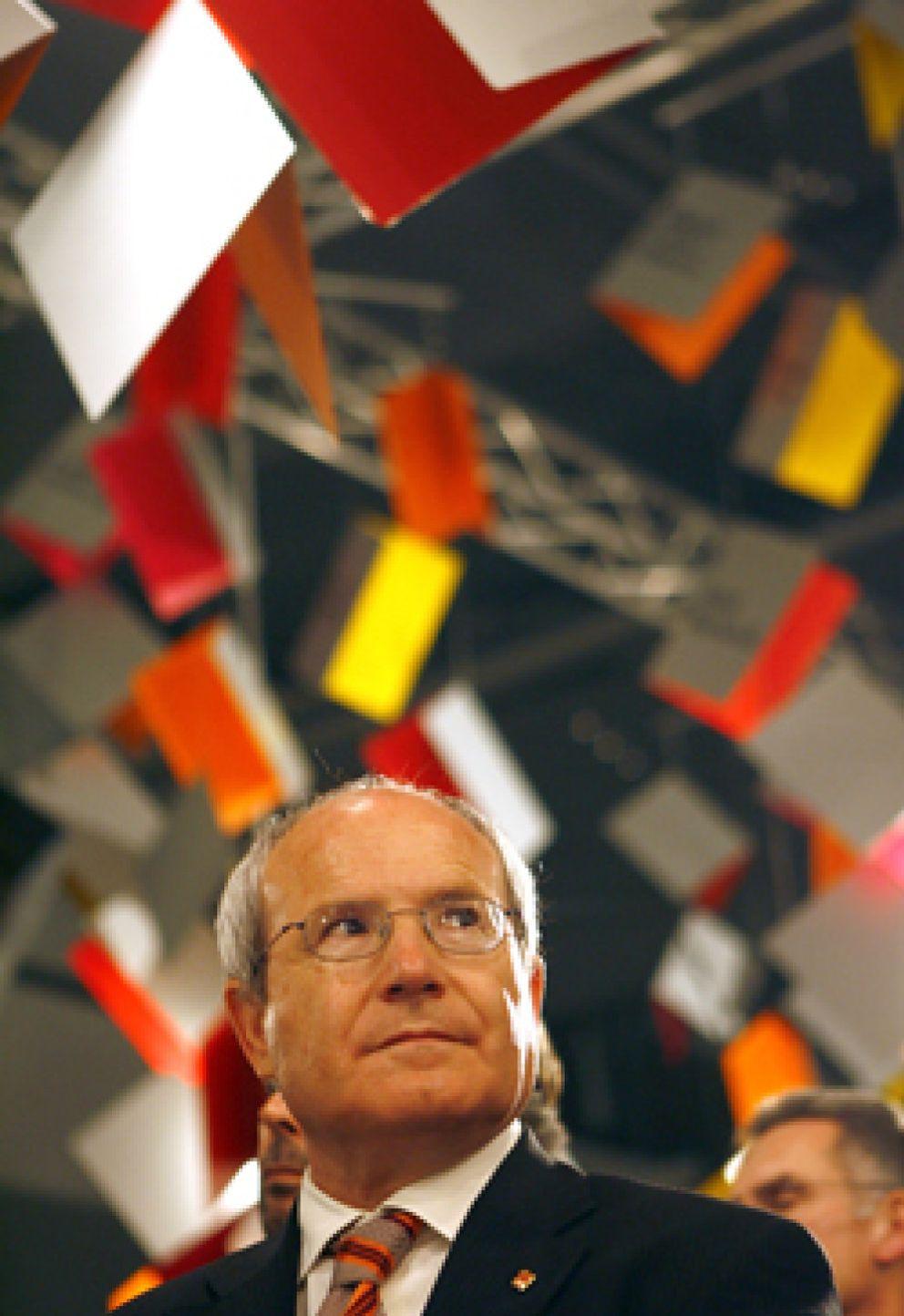 Foto: Montilla cobrará 100.000 euros de por vida, más que Aznar y González