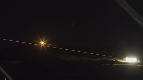Israel bombardea posiciones en Siria tras un ataque con misiles iraníes en el Golán