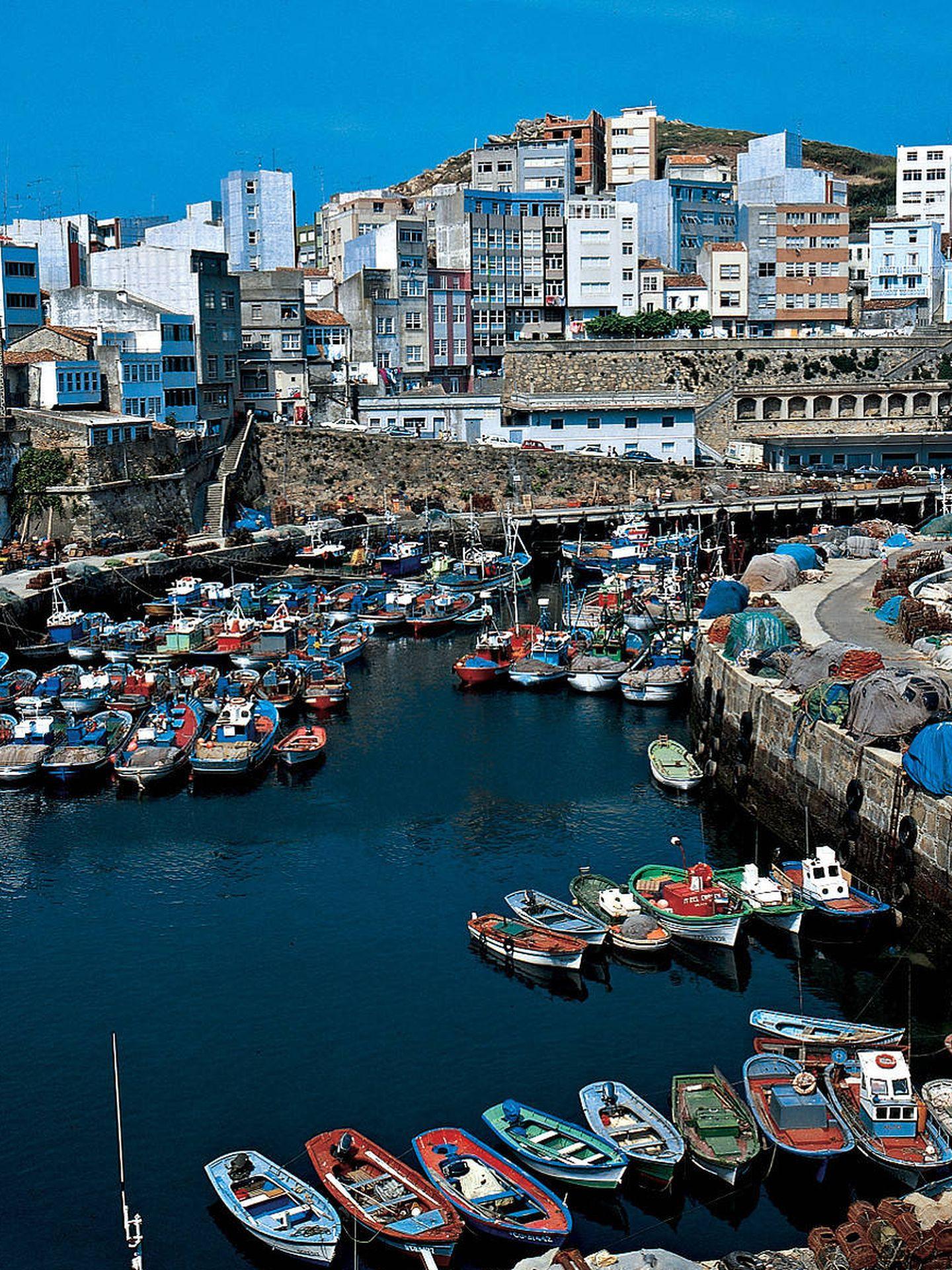 Malpica, marinera. (Foto: Turismo Galicia)
