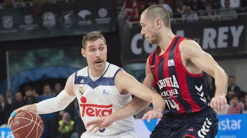 Hostilidad, favoritismo... El Chapu Nocioni va por libre en la Final Four de la Euroliga