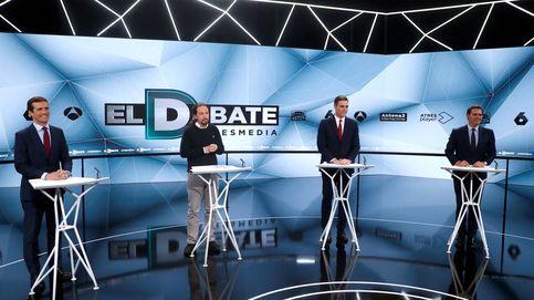 Debate en Atresmedia, directo | Rivera y Casado se enzarzan por la política económica