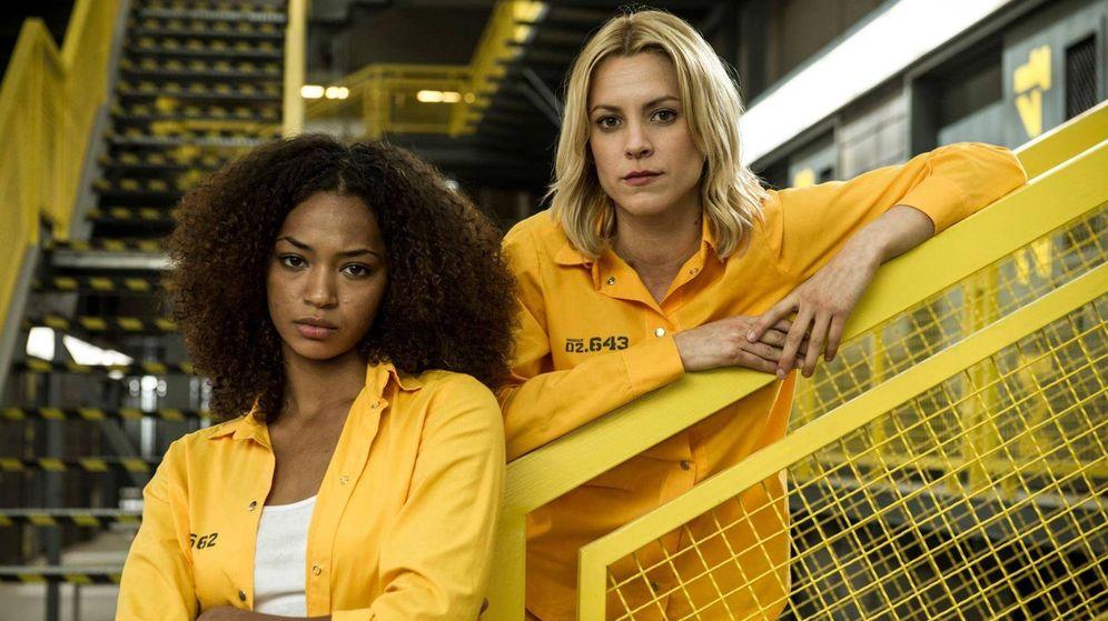 Foto: Dos de las protagonistas de 'Vis a vis'.