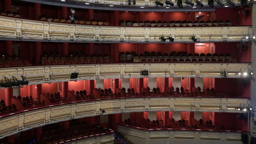 Foto: El Teatro Real de Madrid (EFE)