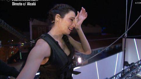 Pilar Rubio acaba rota y llorando en su último reto en 'El hormiguero'