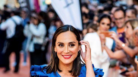 Tamara Falcó celebra su debut en 'MasterChef Celebrity' con un look 'low cost'