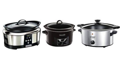 Slow Food: las mejores ollas de cocción lenta, crock pot o slow cooker