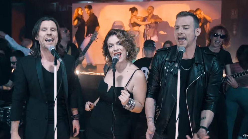 Foto: Fotograma del nuevo videoclip de Fórmula Abierta