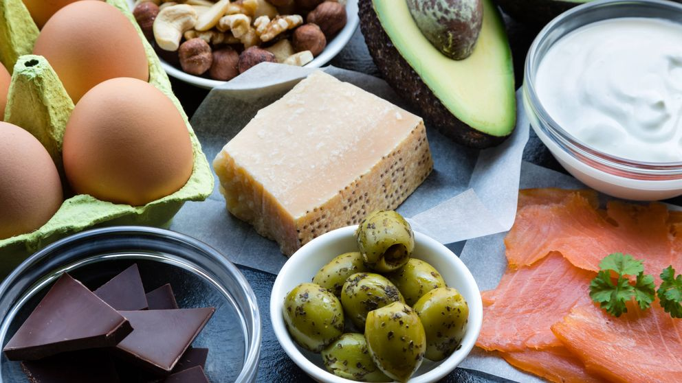Cómo adelgazar con la dieta keto o dieta cetogénica: alimentos imprescindibles
