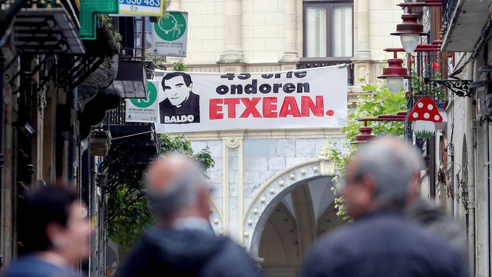 La AVT denuncia ante la Audiencia Nacional el homenaje al etarra 'Baldo' en Hernani