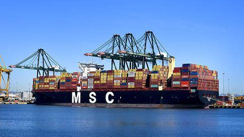 EEUU desbanca a China como principal cliente del Puerto de Valencia por el Covid