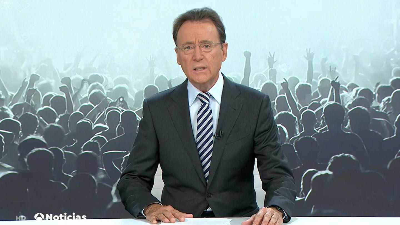 Matías Prats, presentador de 'A3N fin de semana'. (Atresmedia)