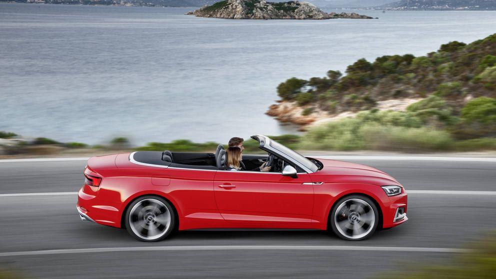 Así es el nuevo Audi A5 Cabrio que sale a la venta el próximo mes de abril