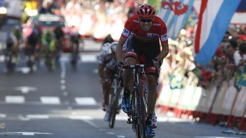Dumoulin resiste y ataca en Ávila sin despeinarse: saca tres segundos a Aru